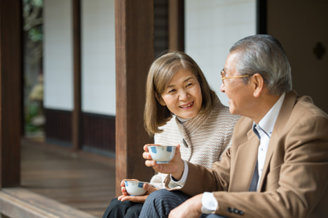お客様の健康に貢献するには、お客様との対話が何よりも大切であると、サン・クロレラは考えます。