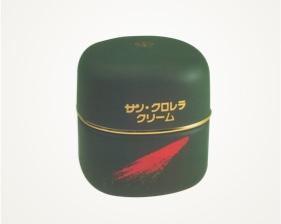 「サン・クロレラクリーム」発売