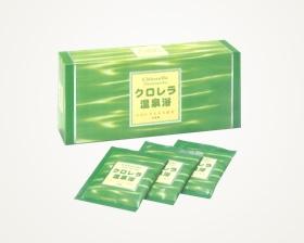 C.G.F.配合入浴剤「クロレラ温泉浴」発売